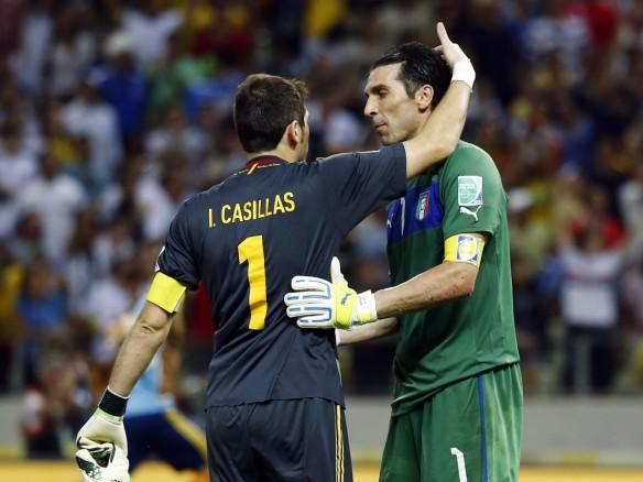casillas, buffon