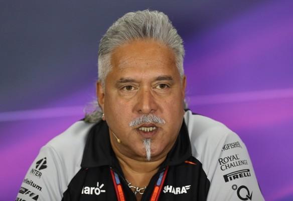 Vijay Mallya, Force India, Force India news, Formula One, Formula One news, 2017 Formula One season, Sergio Perez, Esteban Ocon