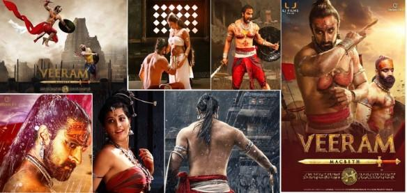 Veeram, veeram review, veeram movie review, kunal kapoor