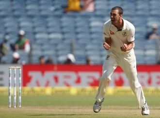 Mitchell Starc, Australia, India, 1st Test, Day 2