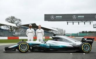 Lewis Hamilton, Valtteri Bottas, Mercedes, Formula One, Formula One news, Mercedes unveil their new car, Nico Rosberg