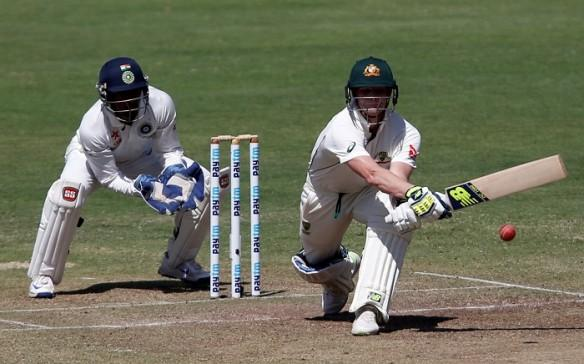 Steve Smith, Australia, India, Wriddhiman Saha, first Test