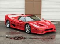 Ferrari F50, Mike Tyson
