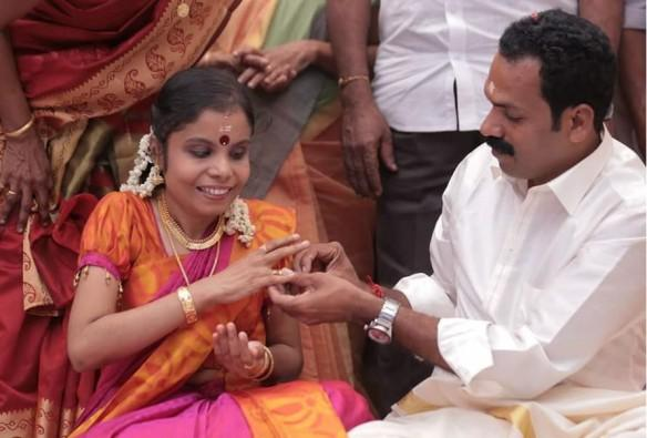 Vaikom Vijayalakshmi, calls off wedding