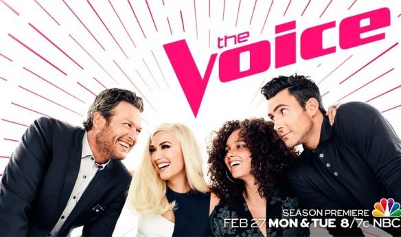 The Voice USA 2017 Season 12