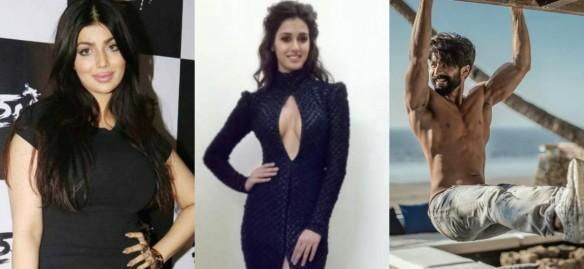Ayesha Takia, Disha Patani, Shahid Kapoor