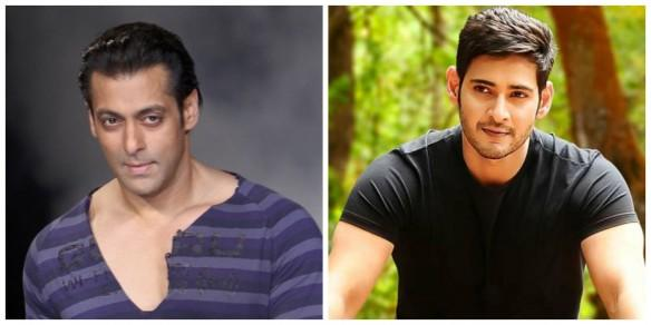 Salman Khan and Mahesh Babu