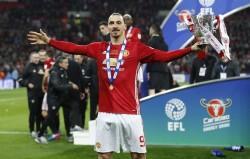 Zlatan Ibrahimovic, Manchester United, Southampton, EFL Cup, final