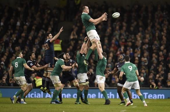 Ireland, France, rugby, Six Nations