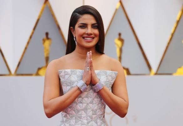 Priyanka Chopra, Oscars 2017