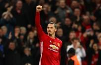 Zlatan Ibrahimovic: We are bringing Manchester United back to where they belong
