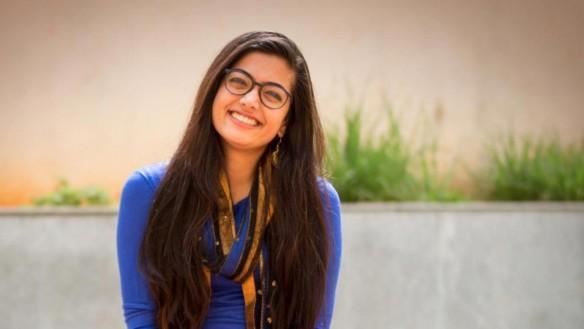Rashmika Mandanna, Nani