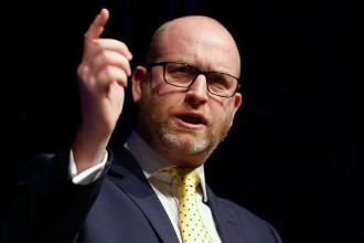 Ukip leader Paul Nuttall claims: 'I'm not going anywhere' after losing Stoke by-election
