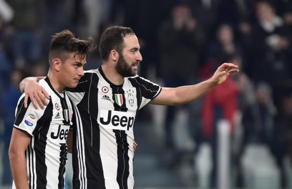 Gonzalo Higuain, Paulo Dybala, Coppa Italia, Juventus, Juventus vs Napoli