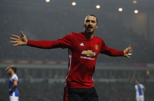 Zlatan Ibrahimovic, Eric Cantona, Zlatan Ibrahimovic vs Eric Cantona, Manchester United, Premier League, Manchester United's GOAT