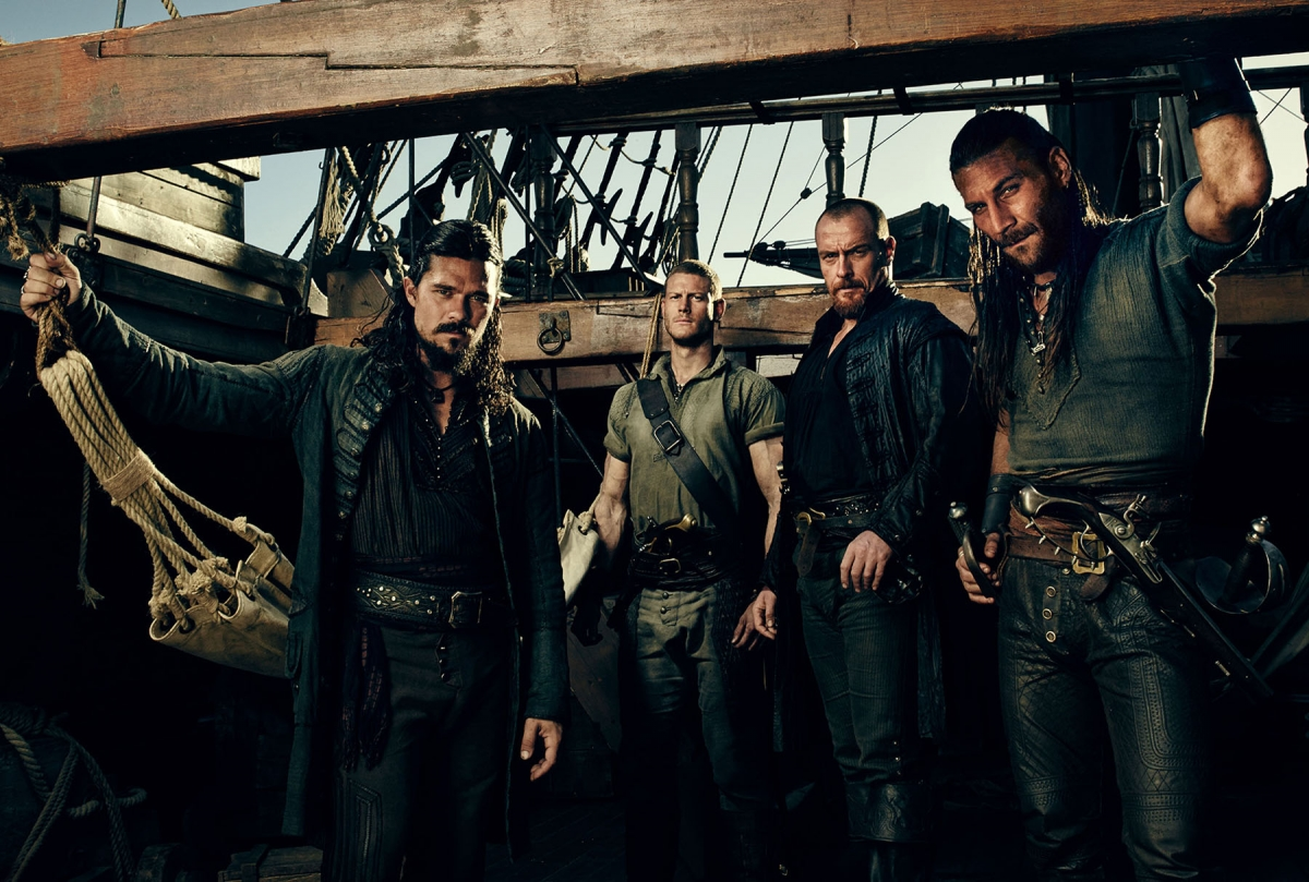 Why Black Sails Makes Game Of Thrones Look Like A Disney