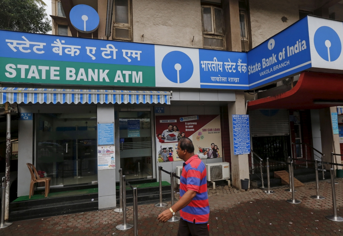 state bank of india international branches