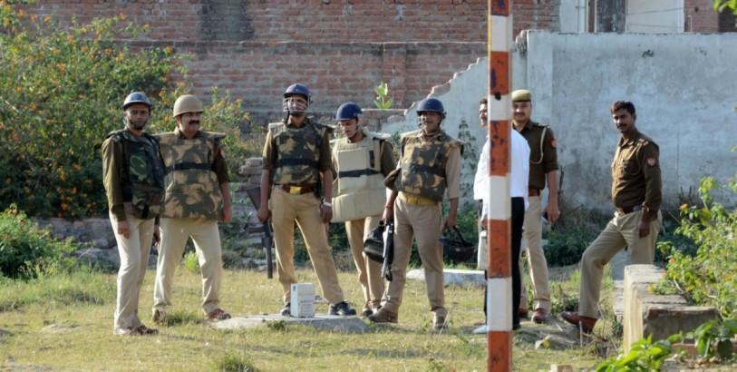 Lucknow shootout
