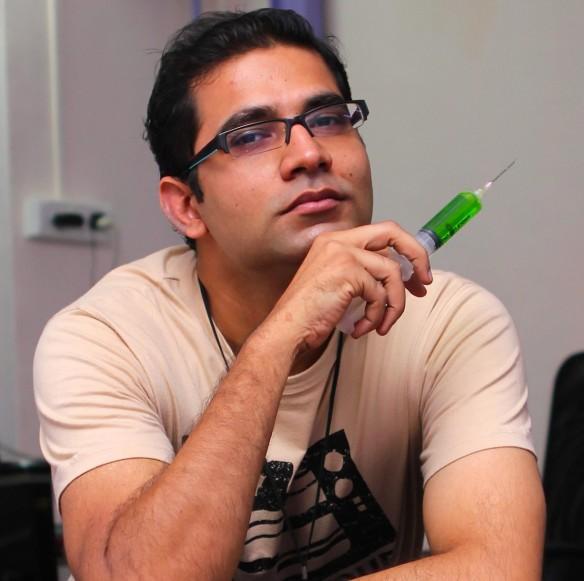 TVF CEO, Arunabh Kumar
