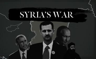 Syrias war: The conflict explained