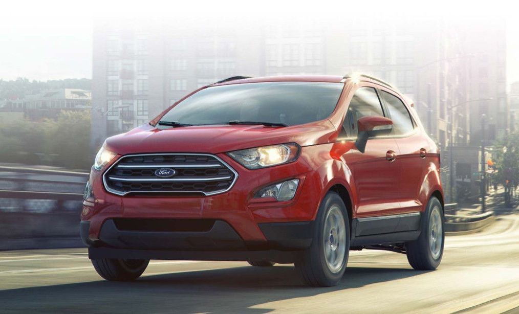 ford india confirms export of ecosport to north america despite trump 39 s ultimatum. Black Bedroom Furniture Sets. Home Design Ideas