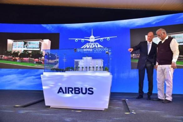 Airbus, India, New Delhi