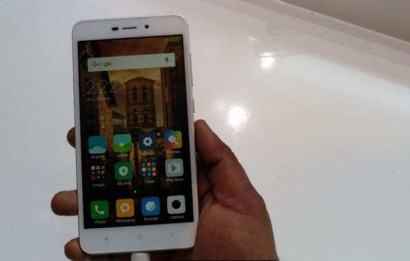 Xiaomi Redmi 4A, display, Redmi 4A review, Redmi 4A first impression