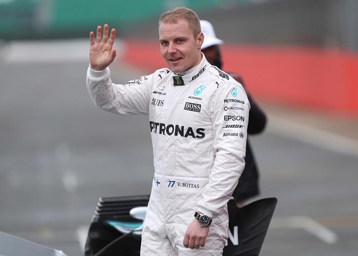 Formula One news: Valtteri Bottas ready to challenge Lewis Hamilton for world championship ...