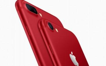 Apple launches limited edition red iPhone 7 with a charitable twist