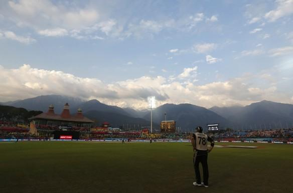 Dharamsala, New Zealand, India, Australia, 4th Test