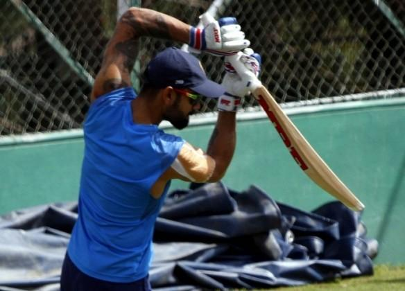 Virat Kohli, India, Australia, 4th Test, Dharamsala