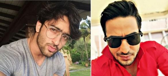 Aly Goni and Shaheer Sheikh