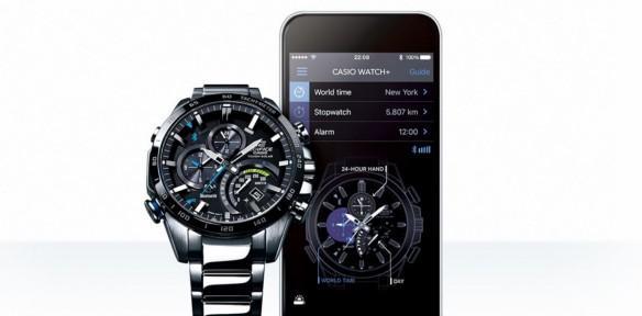Casio Edifice EQB501, launch, features