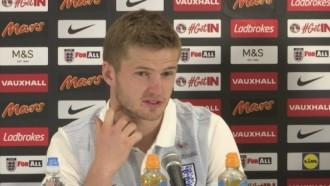 Eirc Dier urges England fans to show support in the right way at Wembley