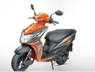 2017 Honda Dio facelift, 2017 Honda Dio facelift India, 2017 Honda Dio facelift launch