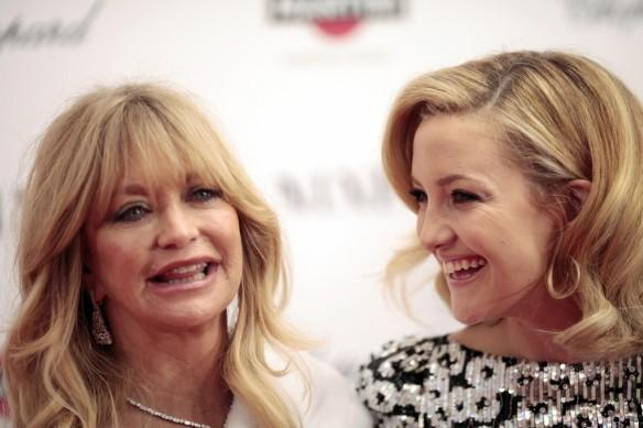 Kate hudson and goldie hawn