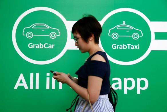 grab, cab hailing app grab, grab rival uber, grab singapore, grab fund raising, grab investors, grab taxis