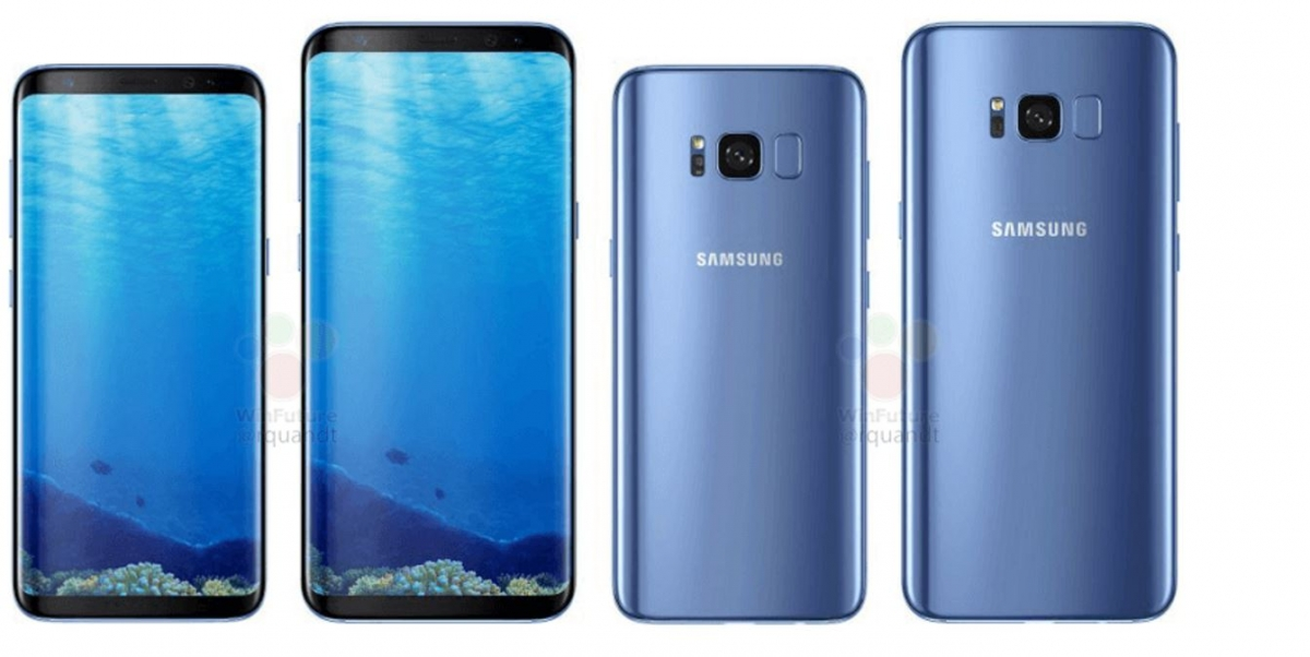samsung galaxy s8 galaxy s8 plus specifications price leaked