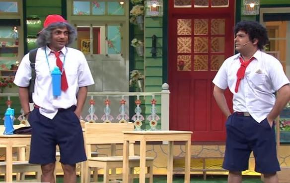 Kapil Sharma, Sunil Grover, The Kapil Sharma Show