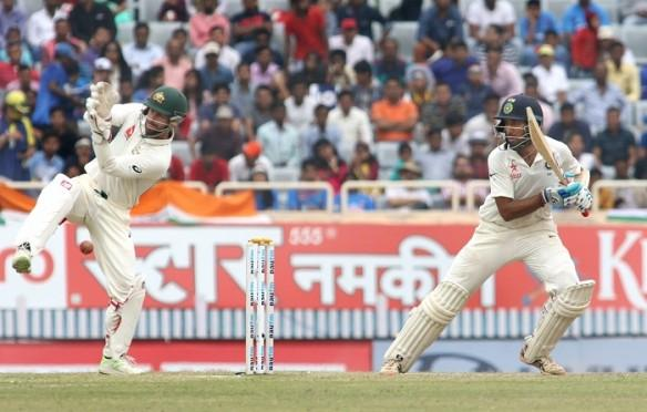 Cheteshwar Pujara, India vs Australia, Day 2 score, 4th Test