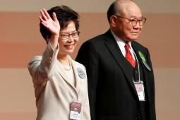 Hong Kong makes history, Carrie Lam becomes first female leader amid tension