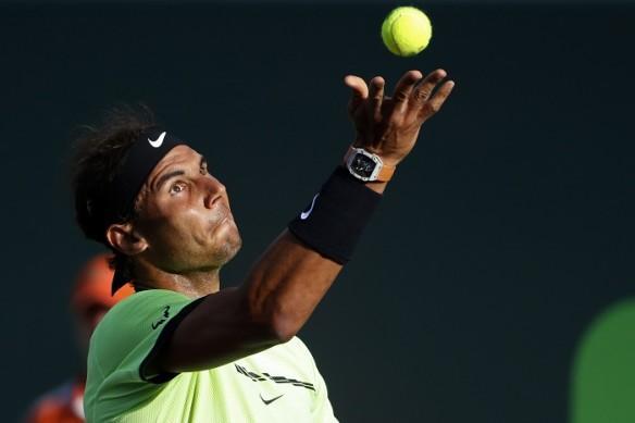 Rafael Nadal, Nadal vs Kohlschreiber, Philipp Kohlschreiber, Miami Open