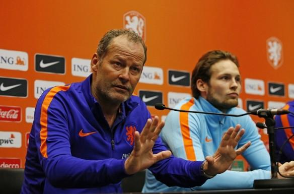 Danny Blind, Danny Blind sacked as Netherlands manager, Daley Blind, Daley Blind proud of dad Danny, Netherlands football, Dutch Football Association