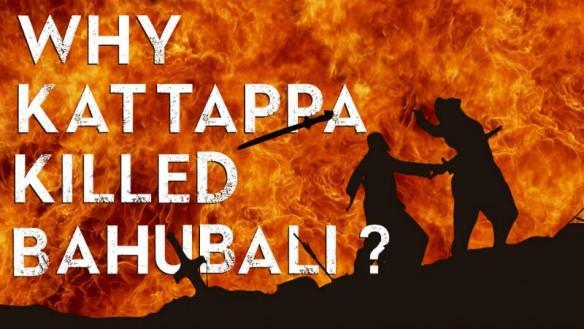 Sathyaraj, Prabhas, Why Kattappa killed Baahubali