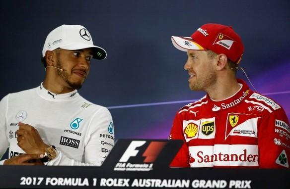 Lewis Hamilton, Sebastian Vettel, Formula one news, 2017 Formula one season, Nico Rosberg, Formula One