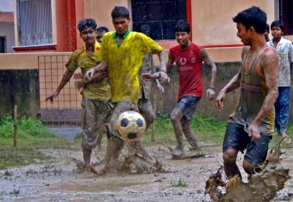 football, kolkata