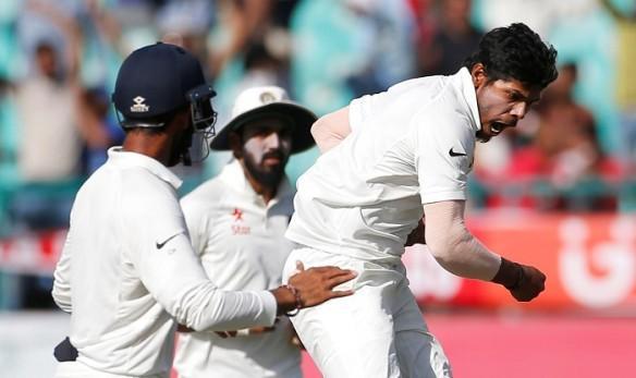 Umesh Yadav, India, Australia, fourth Test, Rahul