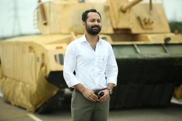 Fahadh Faasil, Take Off