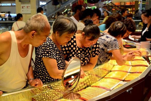 gold, china, Shandong Gold Group, Laizhou Zhaoyuan region of china, gold demand in china