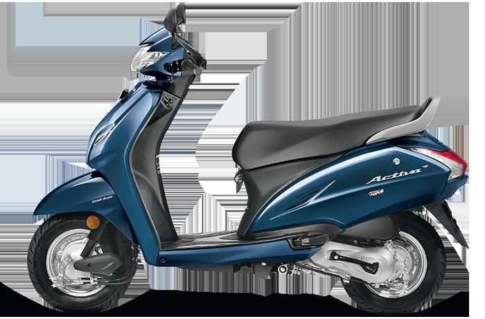 Honda Activa Motorcycle Price